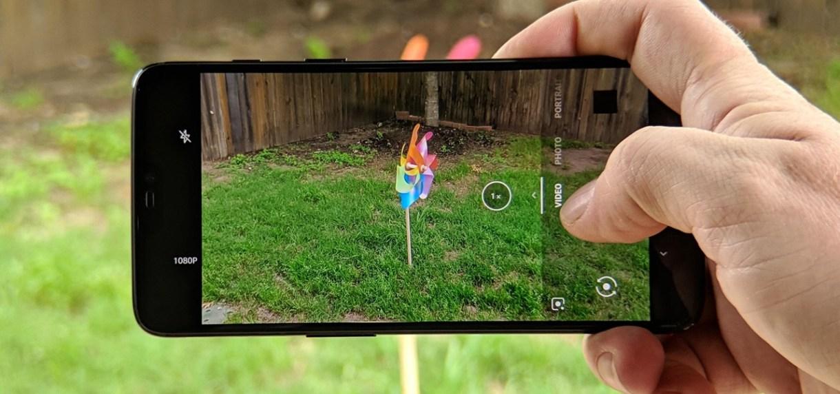 تطبيق كاميرا ون بلس يدعم اختصارات عدسة قوقل وأكثر