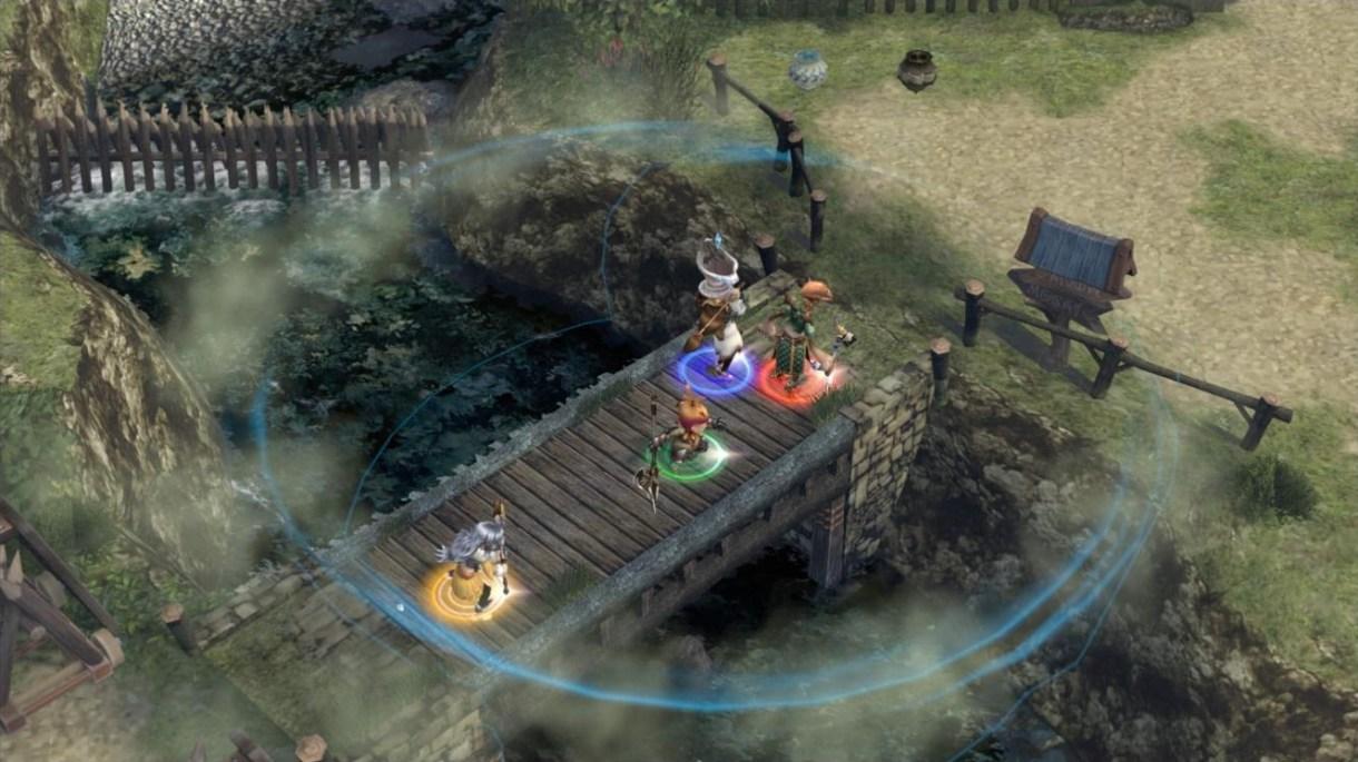 لعبة Final Fantasy Crystal قادمة على الهواتف المحمولة هذا الشتاء