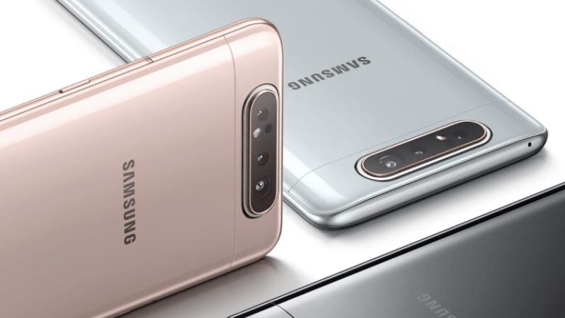 سامسونج تنوي إطلاق نسخة 5G من هاتفها المقبل جالكسي A90 (تسريبات)
