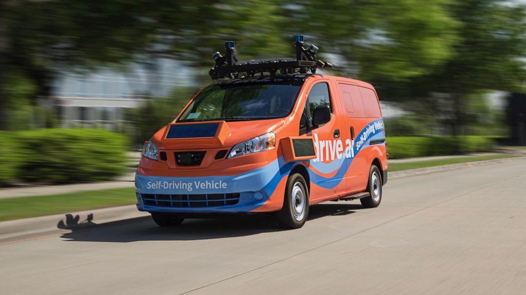 آبل تقترب من الاستحواذ على Drive.ai المطورة لتقنيات القيادة الذاتية