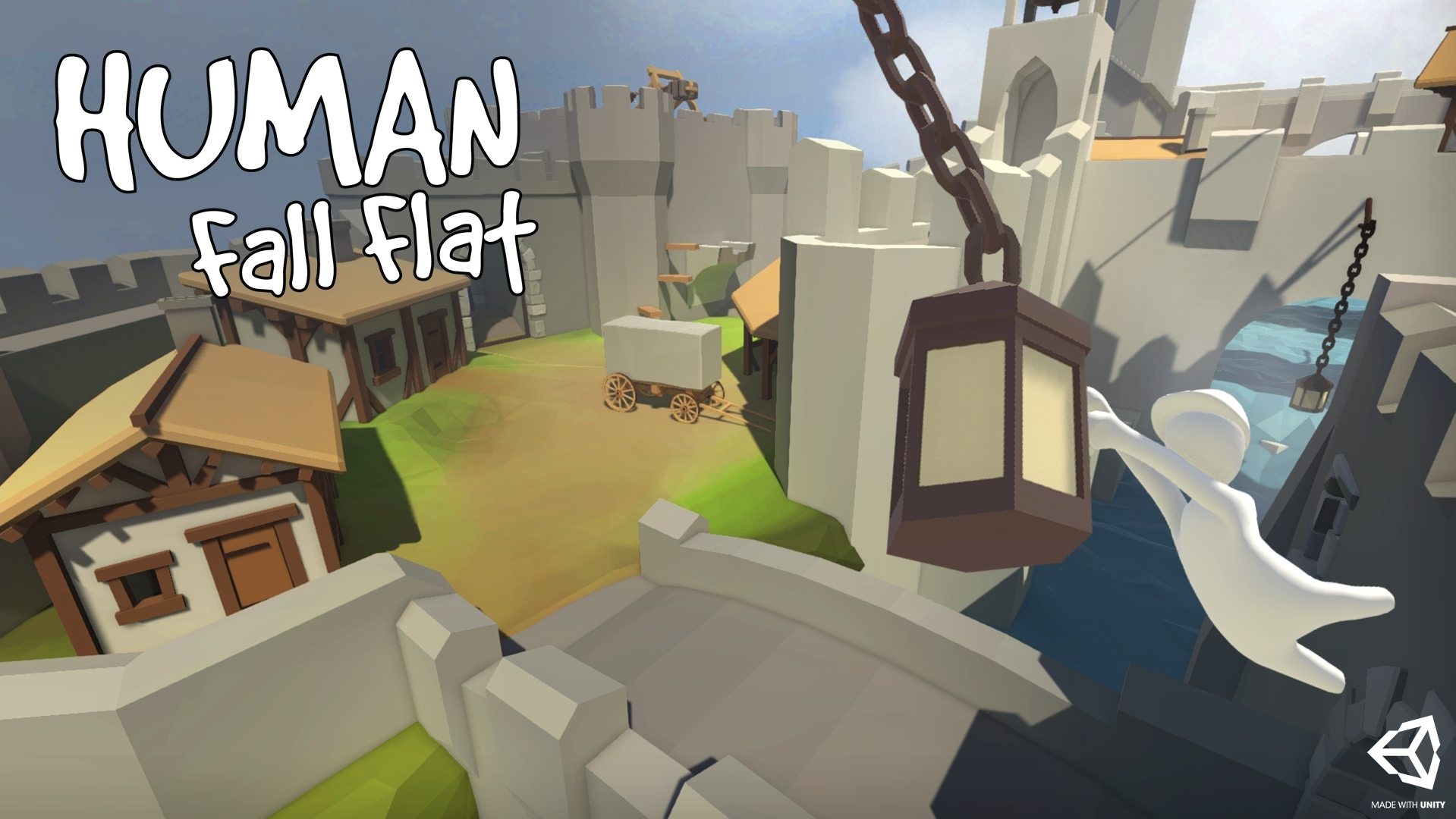 Human: Fall Flat لعبة ألغاز مبنية على الفيزياء متاحة الآن على أندرويد - عالم التقنية