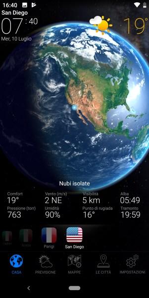 WeatherNow: أحد تطبيقات الطقس القوية على أندرويد و iOS
