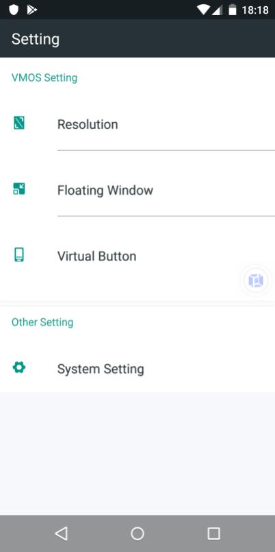 مع تطبيق VMO S احصل على نظام أندرويد مستقل آخر على هاتفك الذكي