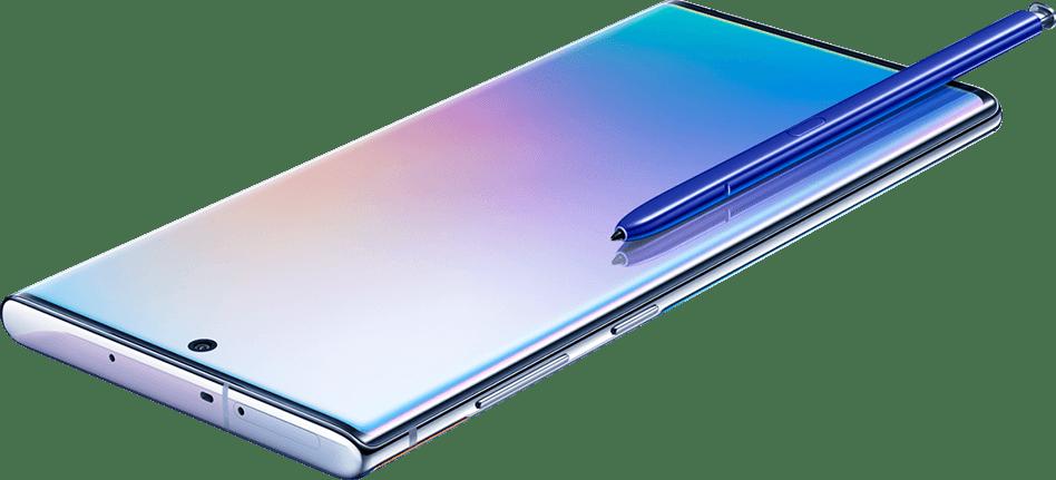 مؤتمر سامسونج: الكشف رسميًا عن سلسلة Galaxy Note 10