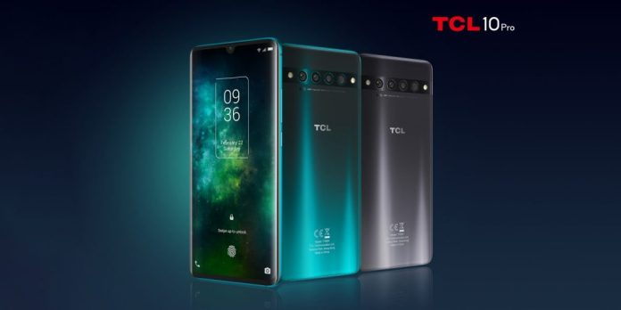 TCL announces TCL 10 series with 5th generation technology and prices below $ 500