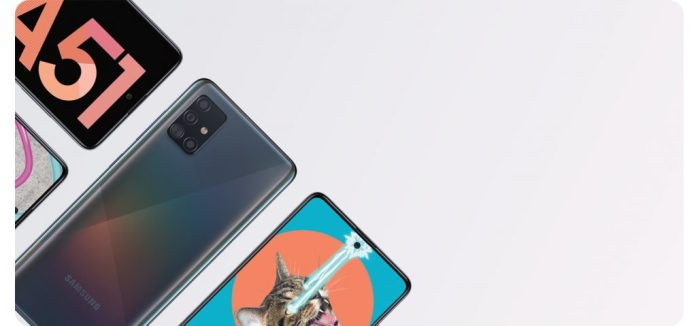 Samsung launches Galaxy A71 5G and Galaxy A51 5G in the Saudi market - Saudi Arabia