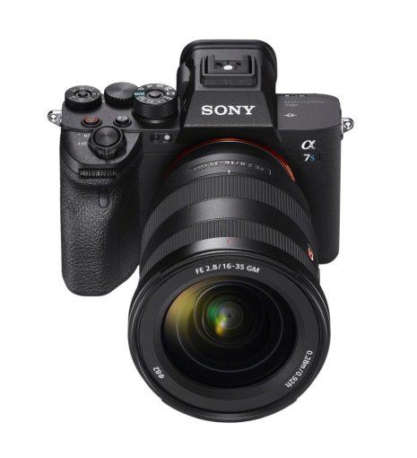 سوني تطلق كاميرا Alpha 7S III وتستعد لطرحها في السعودية نهاية أكتوبر