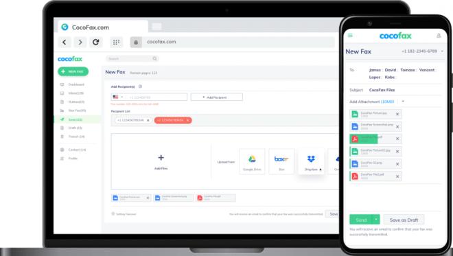 يُحوّل تطبيق CocoFax الجديد هاتفك إلى جهاز فاكس مع تشفير بياناتك لأقصى حد