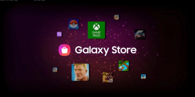 شركة سامسونج تعيد تصميم متجر جالكسي مع تركيز أكبر على الألعاب