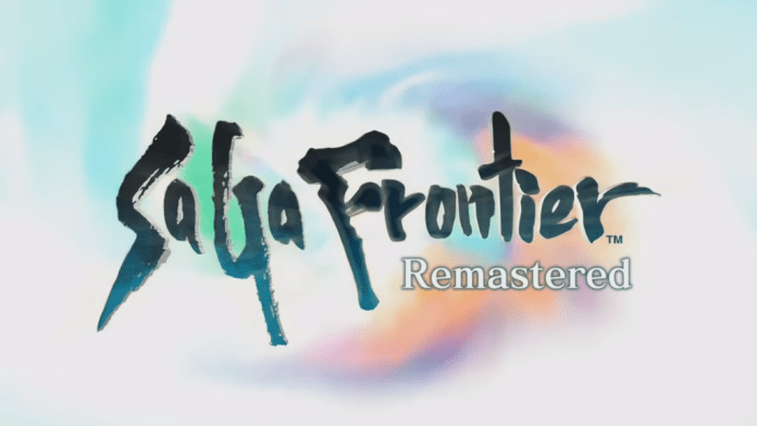 Officially SaGa Frontier Remastered, we'll see it in 2021