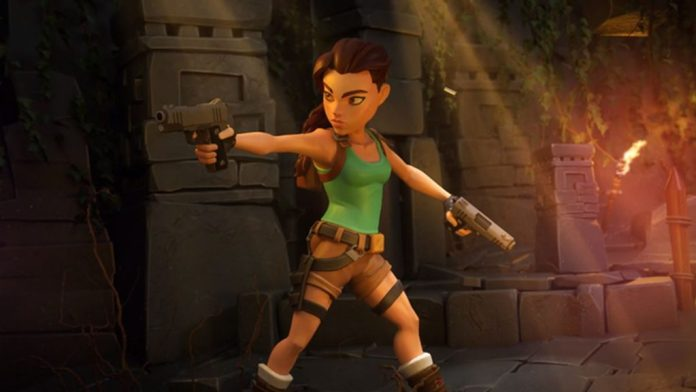 The first teaser for the highly anticipated Tomb Raider Reloaded mobile game