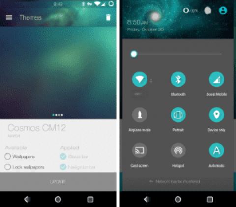 CyanogenModStockAndroid-Themes