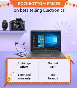 Amazon great indian festivle laptop and camera deals