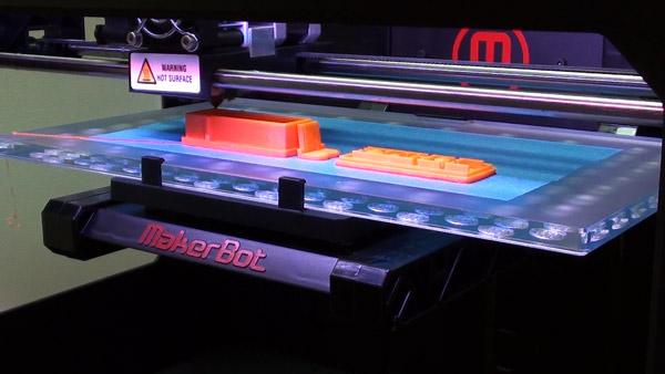 3D printen ingezet voor afdrukken inkt cartridge 002