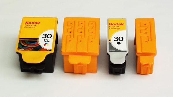3D printen ingezet voor afdrukken inkt cartridge