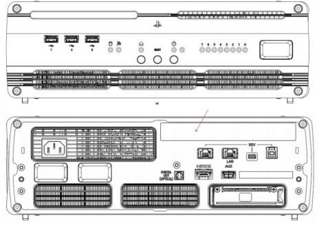 Sony Playstation 4 dev kit