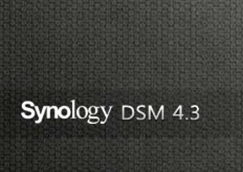 Synology DSM 4.3 Logo