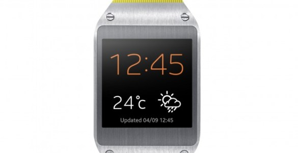 Samsung Galaxy Gear smartwatch is officieel onthuld - 02