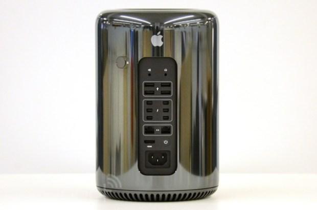Mac Pro back