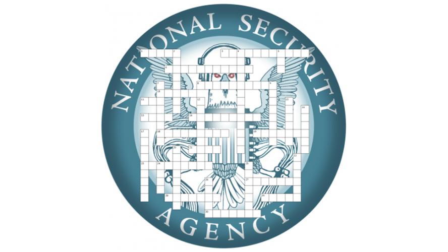 NSA Kruiswoordpuzzel