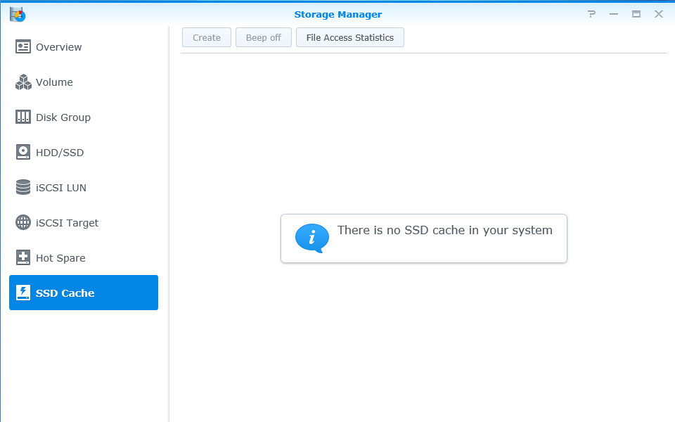 memory compression synology