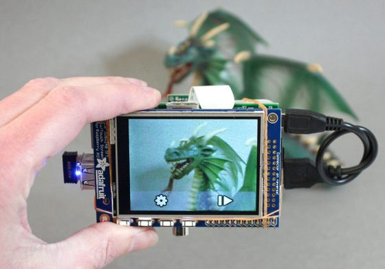 raspberry pi digitale camera adafruit