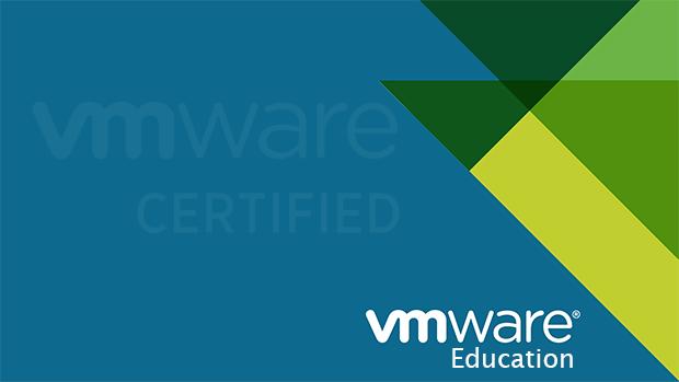 vmware education elearning logo