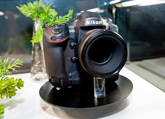 Nikon D4s in Japan