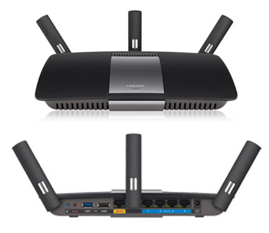 Linksys EA6900 featured