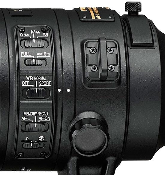 Nikkor AF-s 400mm f2.8E FL ED VR lens