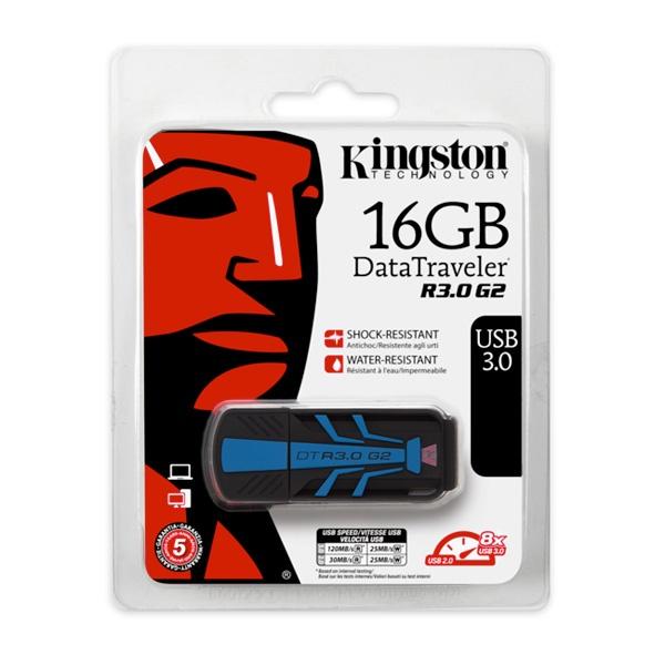 Kingston DataTraveler R3.0 G2 verpakking