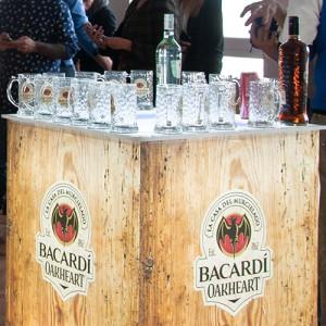Bacardi Mash Machine - Interactive Concept