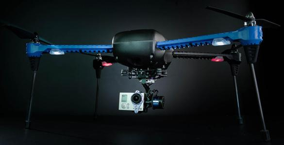 iris+drone