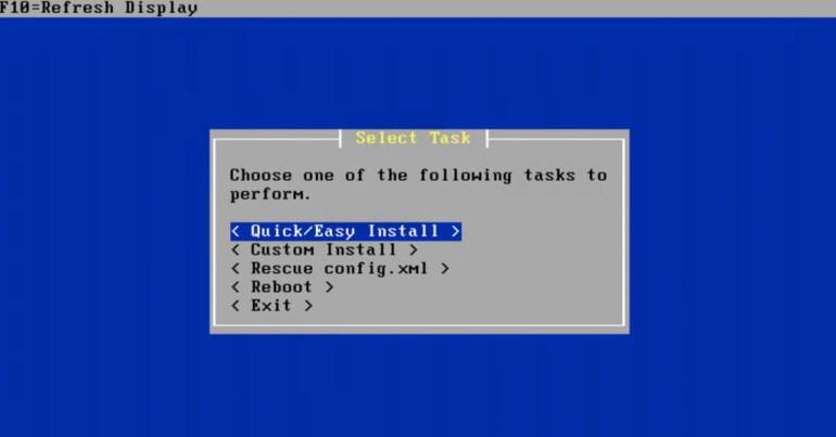 Pfsense firewall installatie tech365 002