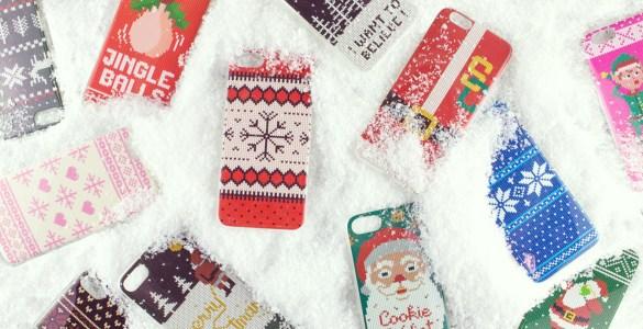 Flavr smartphone kerst header