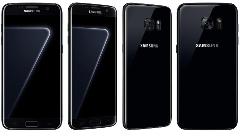 Samsung Galaxy S7 Edge Black Pearl