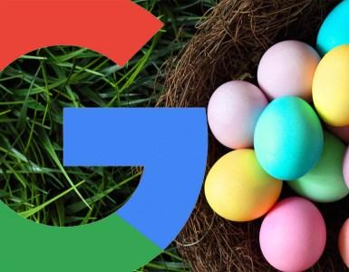 Google Pasen