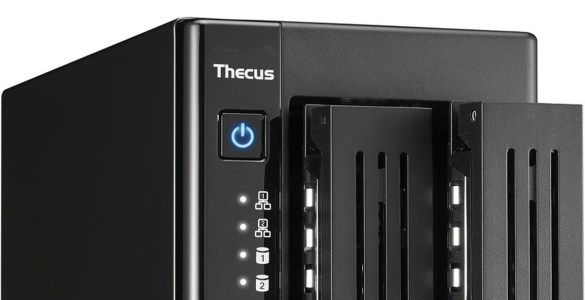 Thecus N2810Pro header