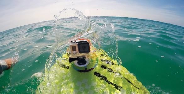 GoPro vakantie
