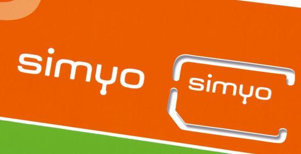 Simyo logo