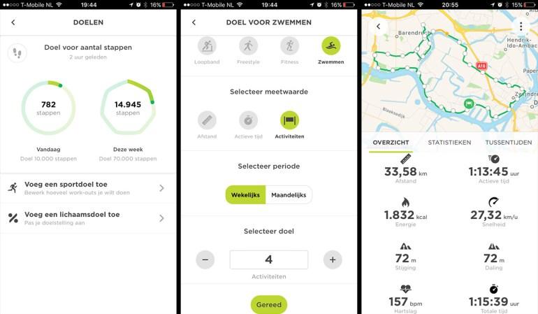 TomTom Sport app 03