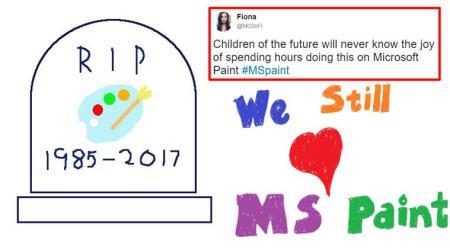 MS Paint niet meer in Windows 10