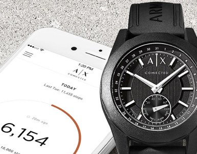 AX Conntected Smartwatch