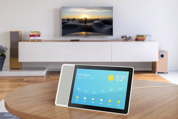 Lenovo Smart Display 01