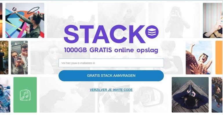 Stack account aanvragen