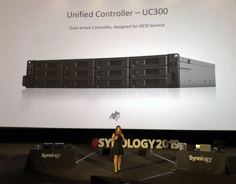 Synology UC300 iSCSI NAS
