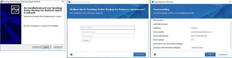 ActiveBackup Agent install 02