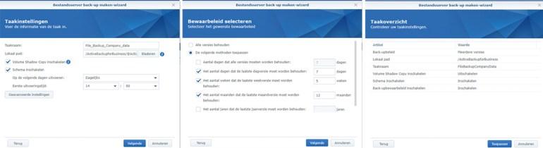 ActiveBackup BestandsServer 03