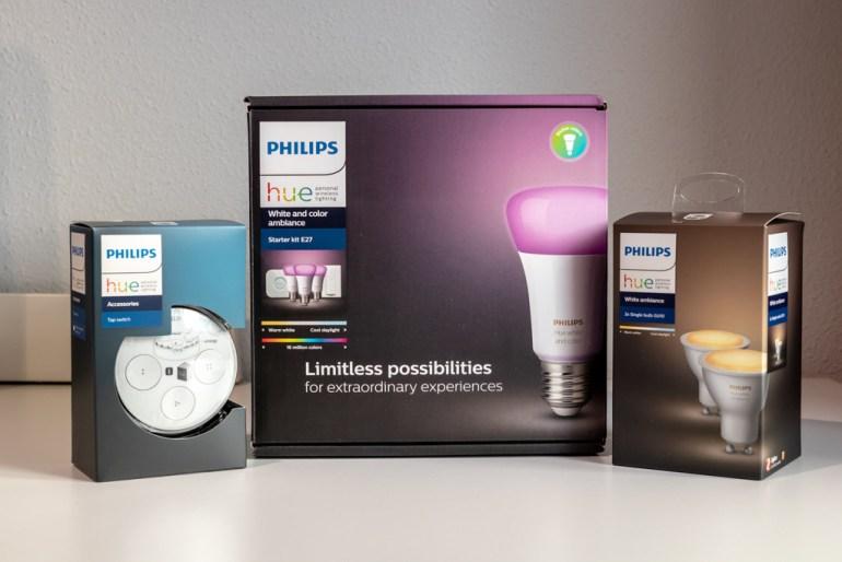 Philips Hue Zigbee Starterset