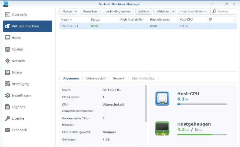 Synology Active Backup Restore 20